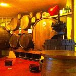 The barrels of Sagarno