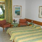 great balcony room