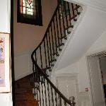 Le belle escalier