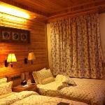 room with balcony (noisy)