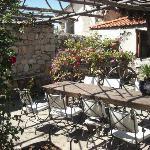Olio Apollon Temple Restaurant Foto