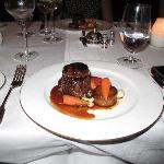 Fillet beef main