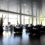 Lobby, Cabinn Aalborg