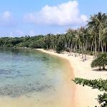 Private Beach at Niwana Lodge