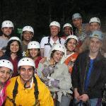 ziplining in selvatura monteverde