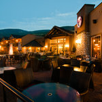 enjoy a relaxing evening on our lake front patio