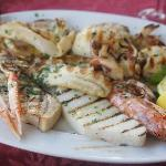 seafood at il Teatro Restaurant