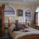 comfortable room!