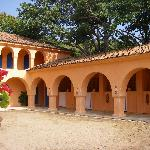 Beautiful horse stables with incomparable riding