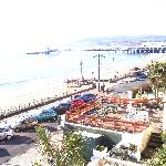 wonderful view from balcony