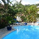 piscine résidence Bleu Marine