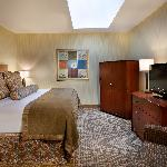 Carter Suite Bedroom