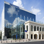 Photo de Novotel Bucarest City Centre
