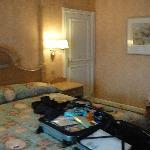 beautiful room in castle club