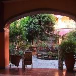 Hotel Posada La Casona de Cortes