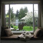wonderful window seat