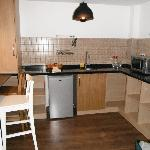 Kitchen Area 501