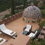 suite 32 private terrace