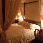 Beautiful bedroom tastefull furnished