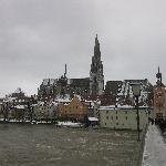 Regensburg is a UNESCO World Heritage Site