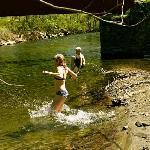 Foto de Inn on Covered Bridge Green