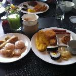 COEX朝食クラブラウンジ