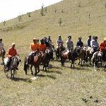 khishig horse riding