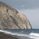 Perissa Beach (late April)