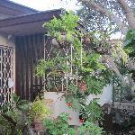 Entry to Casa de Ileana