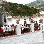 Terraza Restaurante El Mirlo Blanco