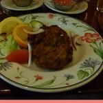 Onion Bhajii Starter - pretty good!