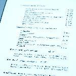 """Auszug aus der Getränkekarte des """"San Teodoro"""""""
