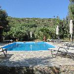 Hotel Irida swimming pool