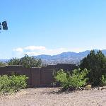 A lookout  from the Casitas