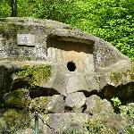 Dolmen monolith