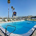 Enjoy our heated pool after a day exploring Central Coast attractions.