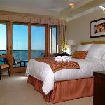 Bedroom Views from Ocean Front Suites