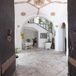 Entrata Palazzo Zacheo Gallipoli