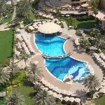 One of the three amazing pools at LRM