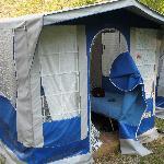 Photo de Camping La Sfinge