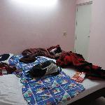 no frills room