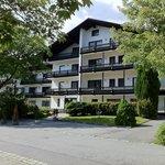 Hotel Vitalesca von Aussen
