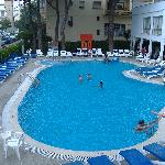 Hotel Pool area - small