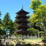 妙宣寺五重之塔