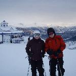 Strandafjellet skiing