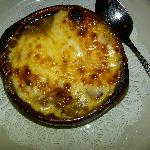 savory delicious french onion soup