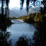 Lake Matheson, NZ