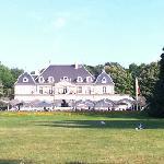 hôtels restaurants du parc des eaux vives