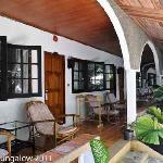 Tropica Bungalow and Garden