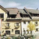 Aussenansicht Hotel Gasthof Lercher Murau.